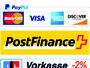 Zahlungsarten im Online-shop elmarket.ch
