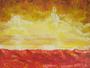 Abstrakt Mars