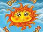 Die Sonne sucht Freunde - Geschichtenmalbuch
