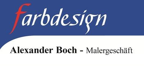 farbdesign Alexander Boch - Malergeschäft