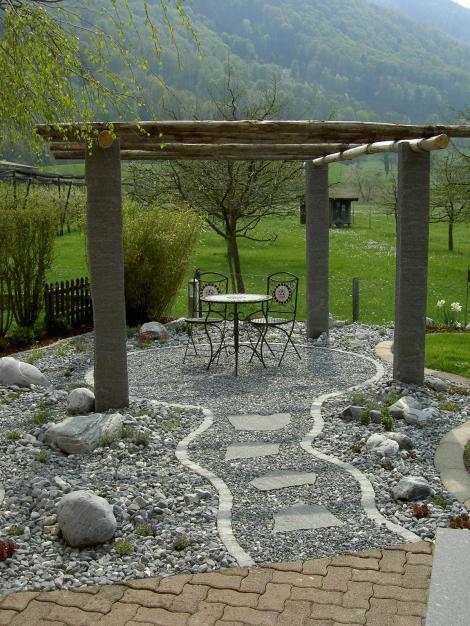 Feng Shui Gärten und Gartenbau