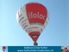 Ballonfahrten am Bodensee, Ostschweiz, Region Konstanz und Kreuzlingen