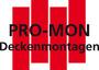 Pro-Mon Deckenmontagen